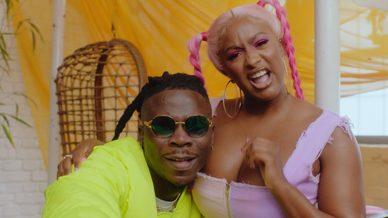 Cuppy — Karma Ft. Stonebwoy (Official Video)