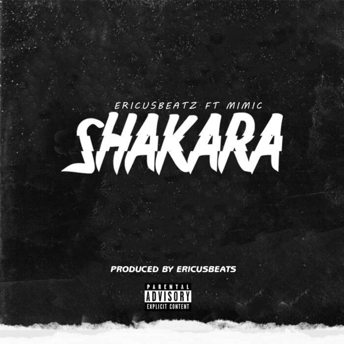 Ericusbeatz — Shakara ft. Mimic (Prod. by Ericusbeatz)
