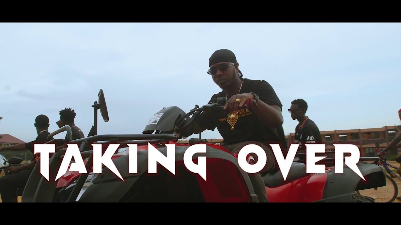 Flowking Stone x Kunta Kinte — Taking Over (Official Video)