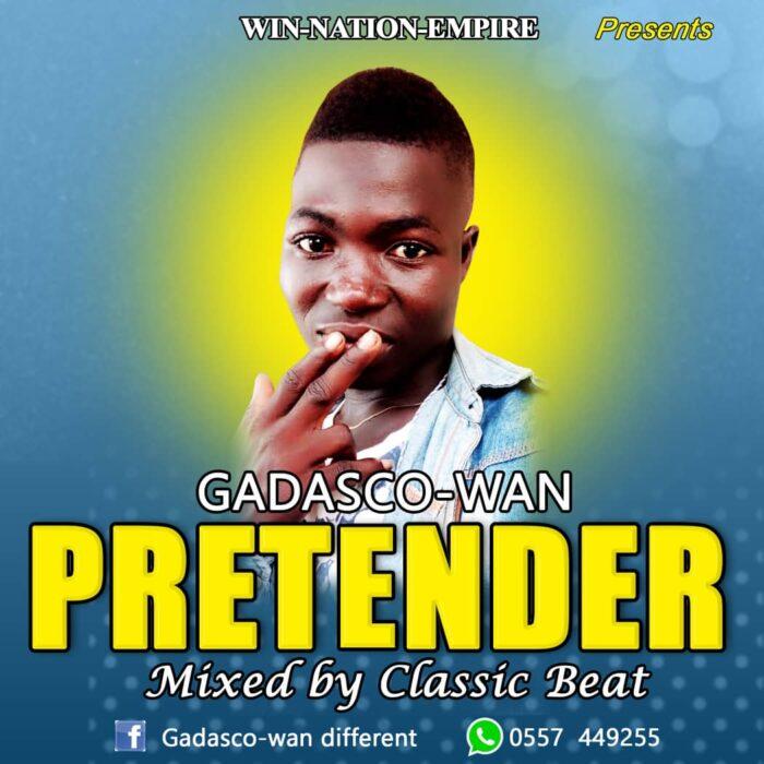 Gadasco-Wan — Pretender (Mixed by Classic Beat)
