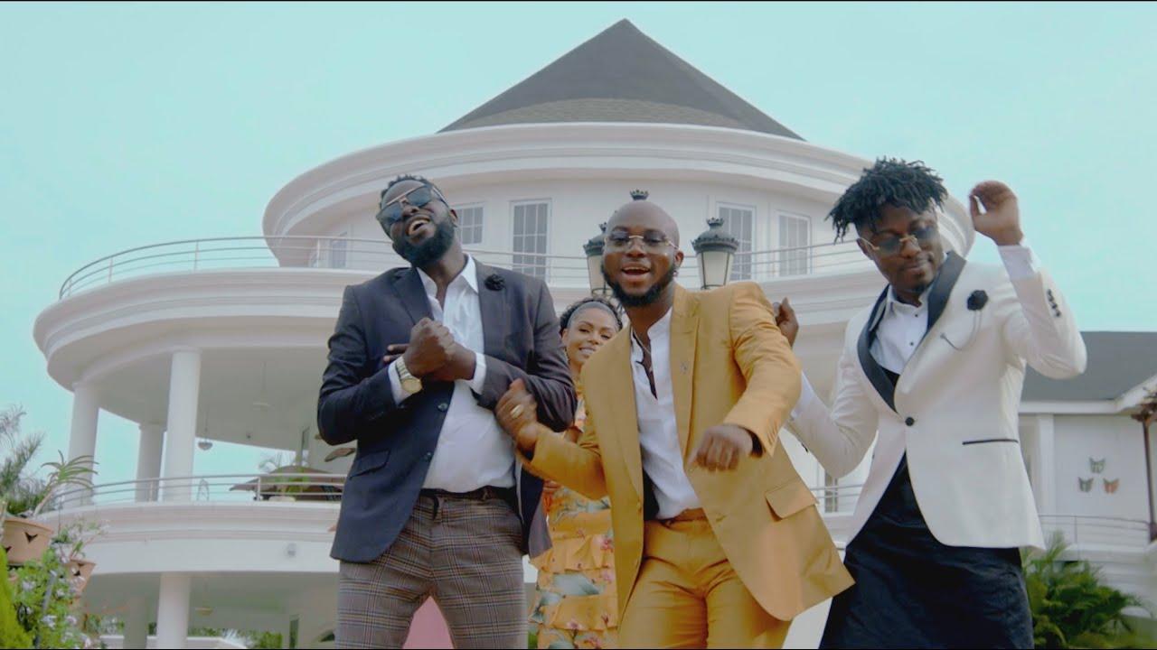 Killbeatz, King Promise, Ofori Amponsah — Odo Nti (Official Video)