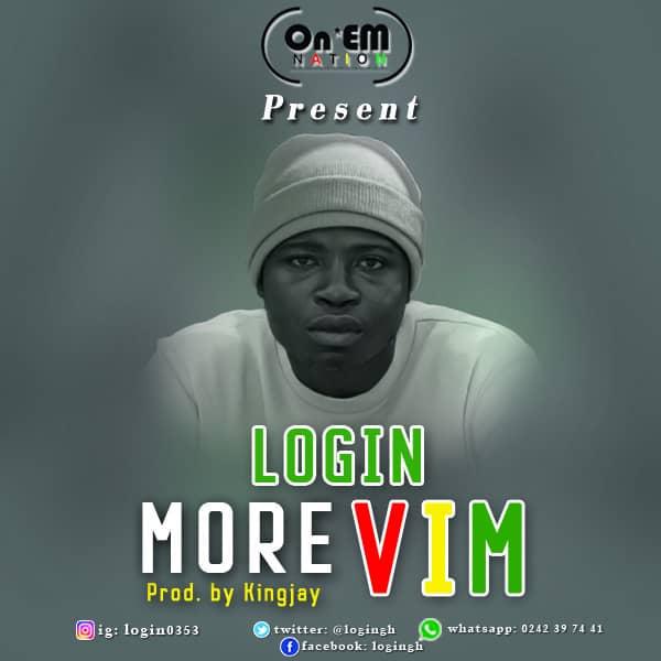 Login – More Vim (Prod. by King Jay)