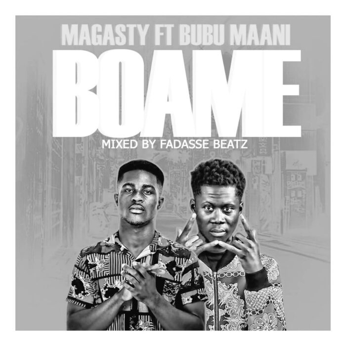 Magasty To Release A New Song With Bubu Maani