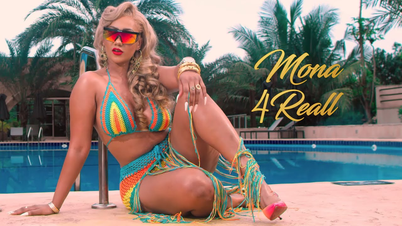 Mona 4Reall — Badder Than (Official Video)