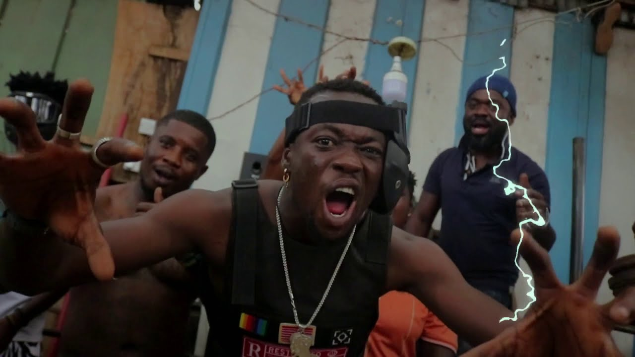 Phrimpong — Shatta Wale (Official Video)