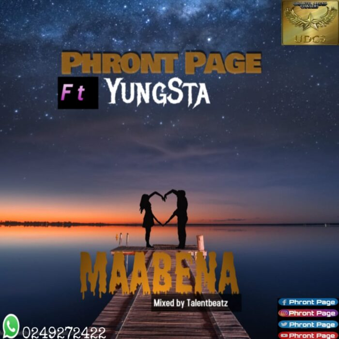 Phront Page — Maabena ft Yungsta (Mixed By Talentbeatz)