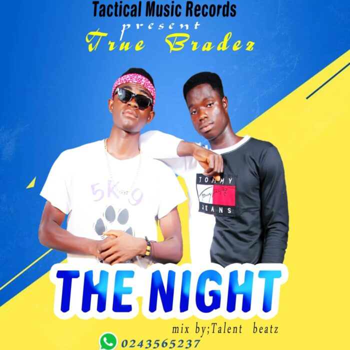 True Bradez – The Night (Prod. by Talent Beatz)