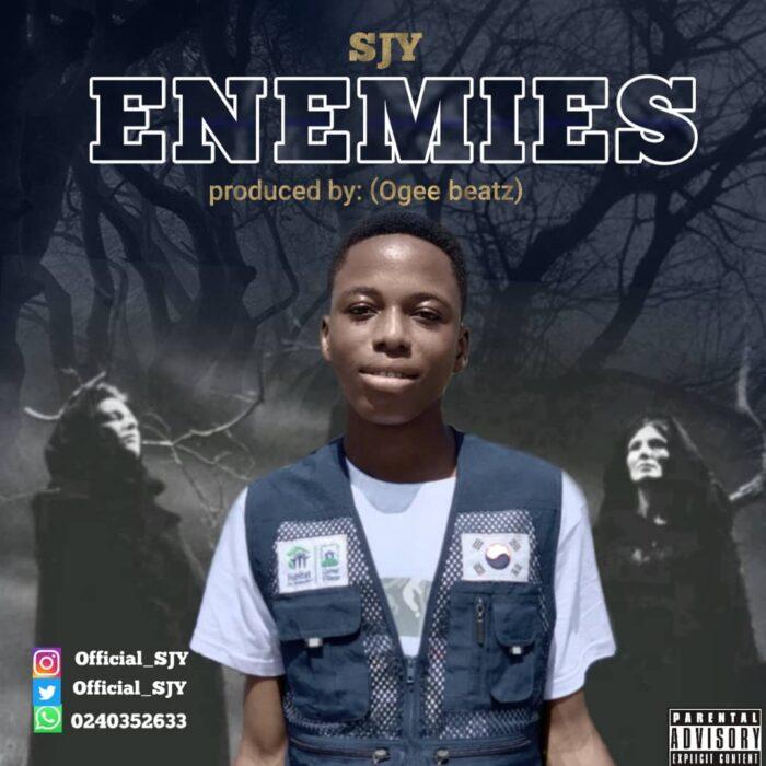SJY – Enemies (Prod. by Ojee Beatz)