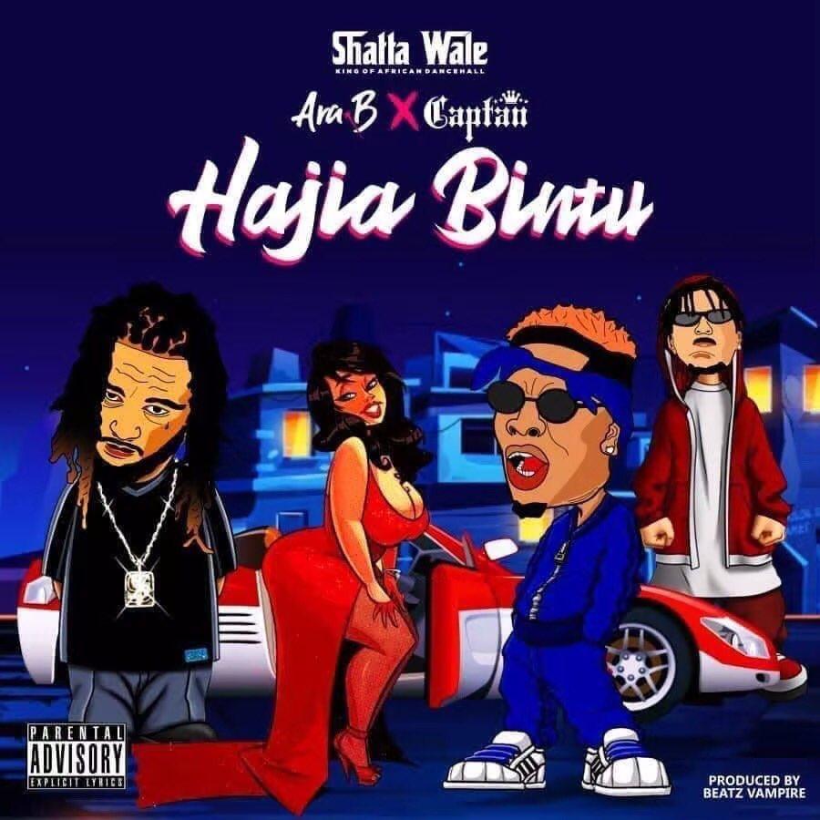 Shatta Wale – Hajia Bintu Ft Ara-B x Captan (Prod. by Beatz Vampire)