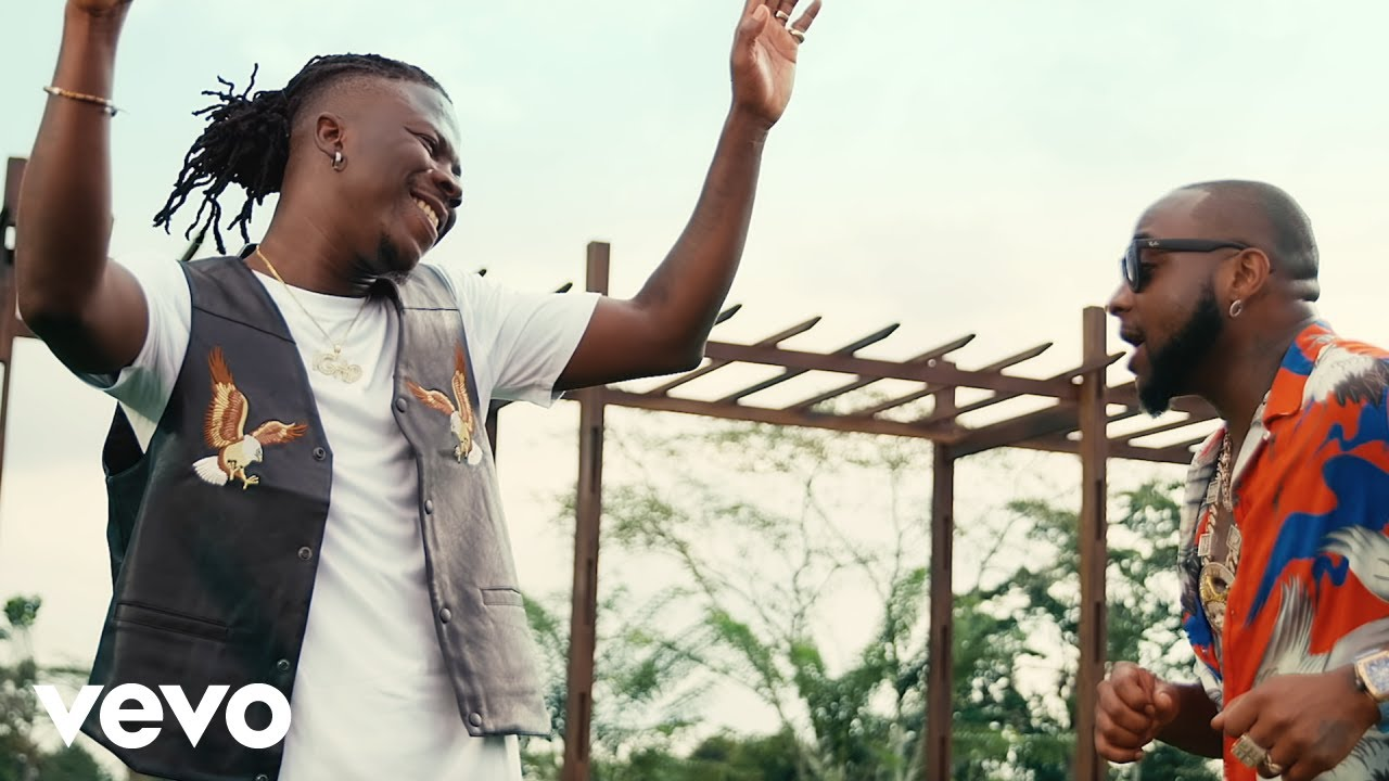 Stonebwoy — Activate Ft. Davido (Official Video)