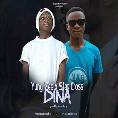 Yung-Zee — Dina ft StarCross (Prod. by Soundboy)