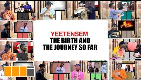 Amerado – Yeete Nsem (The Birth & Journey So Far)