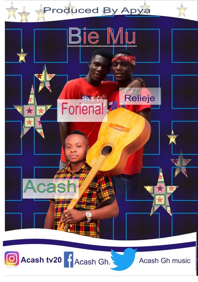 Acash Gh - Bie Mu (Prod. By Apya)