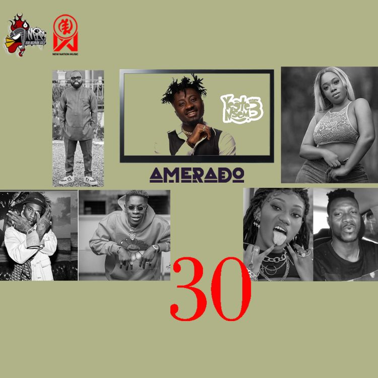 Amerado – Yeete Nsem (Episode 30)