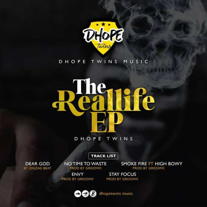 Dhope Twins – The Real Life EP