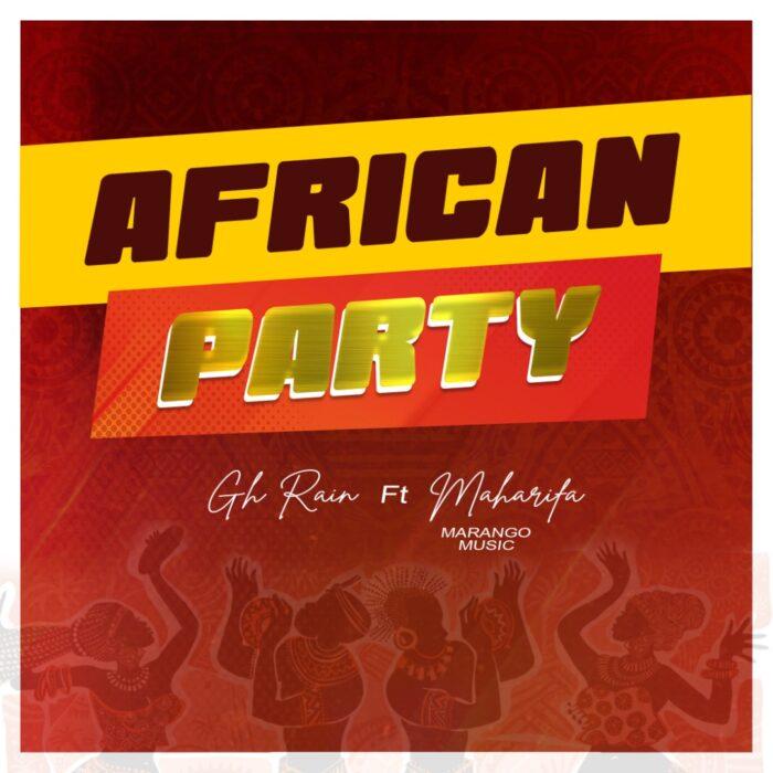 Gh Rain – Gold Coast Party (GCP) (Mixed by M-fresh Beatz)