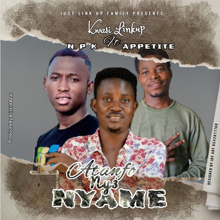Kwesi LinkUp – Enemies No Be God Ft. Appetite x NPK (Mixed. By Briskid Beat)