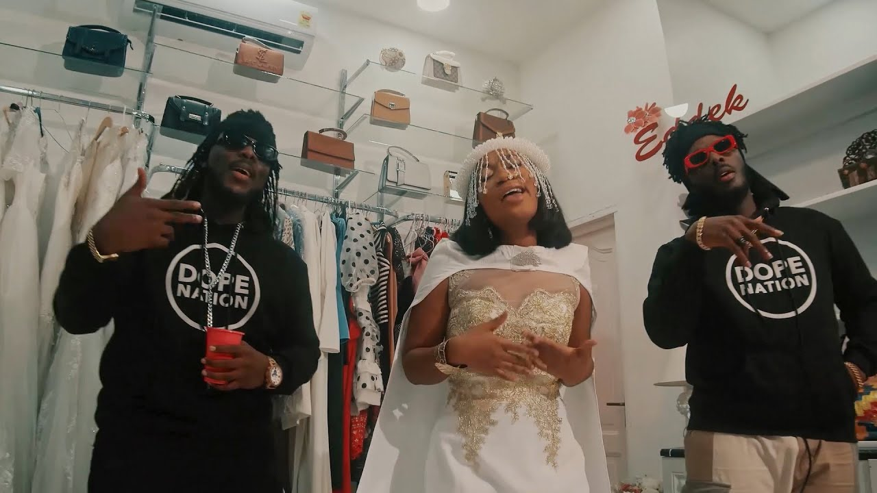 DopeNation x Adelaide The Seer – What A God (Official Video)