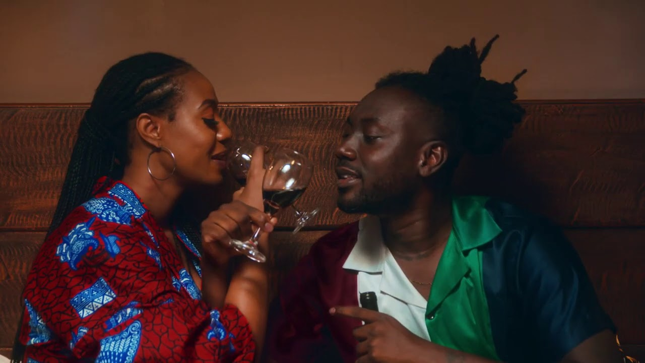 Pappy Kojo – My Heart Ft. Kuami Eugene (Official Video)