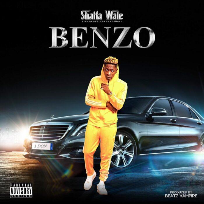Shatta Wale – Benzo (Prod. by Beatz Vampire)