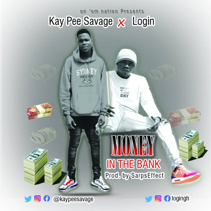 Kaypee x Login – Money In The Bank (Prod. by SarpsEffect)