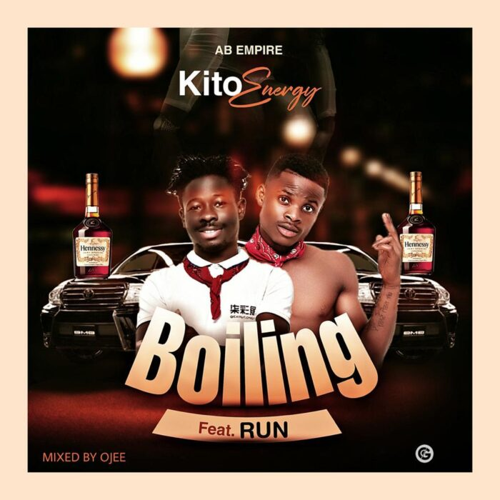 Kito Energy - Boiling Ft. Run (Mixed by Ojee)