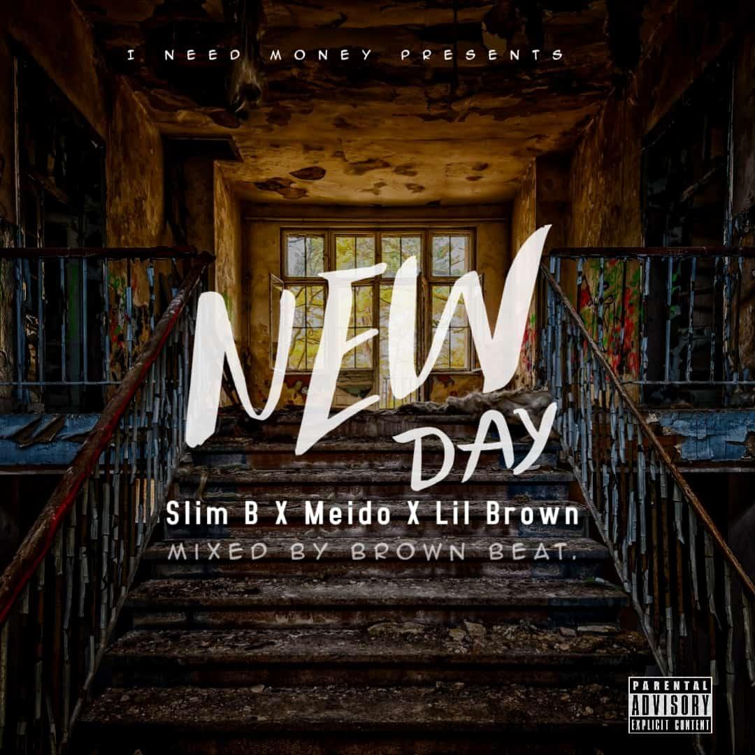 Slim B X Meidi X Loli Brown - New Day