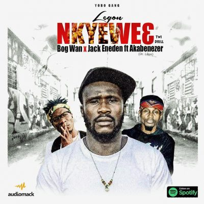 Yobo Gang x Akabenezer (Dr Likee) – Legon Nkyewe3 (Prod. by JayDee On da Track & Mixed by Substring)