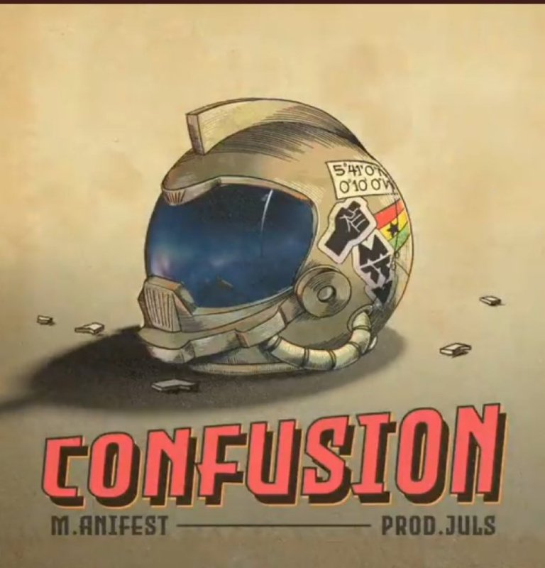 M.anifest – Confusion (Prod. By Juls)
