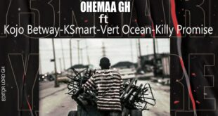 Ohemaa Gh x Kojo Betway x K Smart x Vert Ocean x Kelly Promise - Yennyare (Prod by Famous Studios)