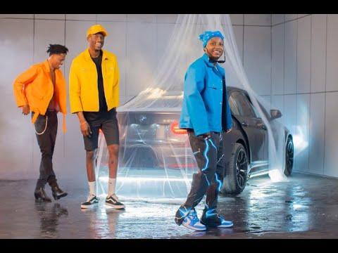 Kelvyn Boy - Visa (Remix) ft Joey B & Kwesi Arthur (Official Video)