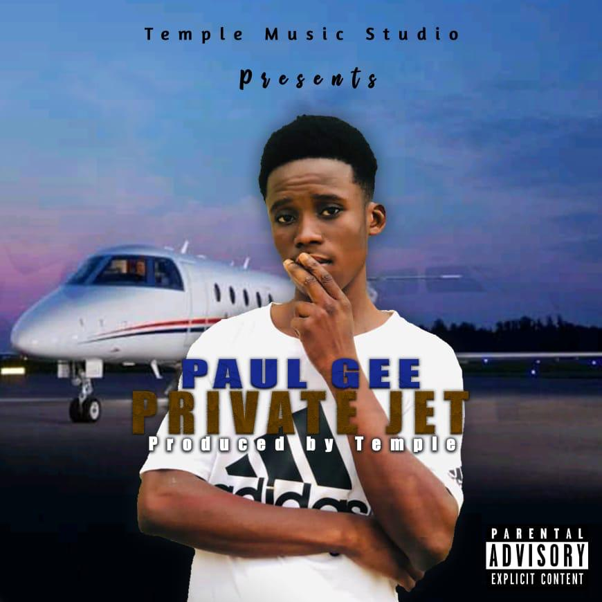 Paul Gee - Private Jet (Prod by Temple)