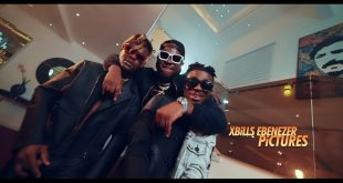 Frank Naro - Twa Me 2 ft Medikal & Quamina MP (Official Video)