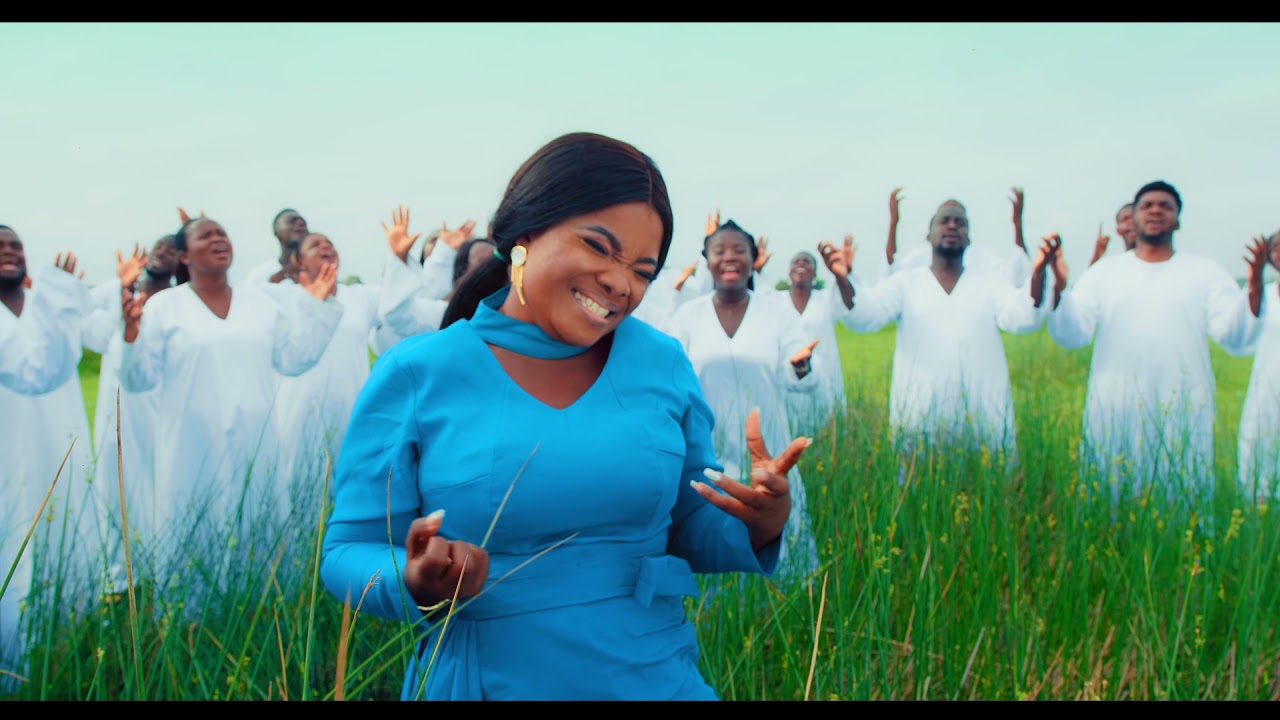 Ohemaa Mercy - His Glory (Official Video)
