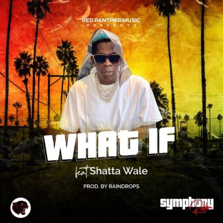 Shatta Wale - What If (Produced by Raindrops & Mr Logic)