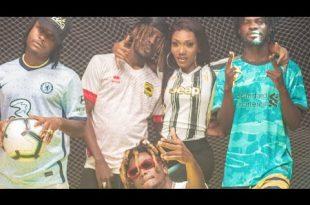 Wendy Shay - Champions League ft Fameye, Kelvyn Boy, Quamina MP & Kofi Mole (Official Video)