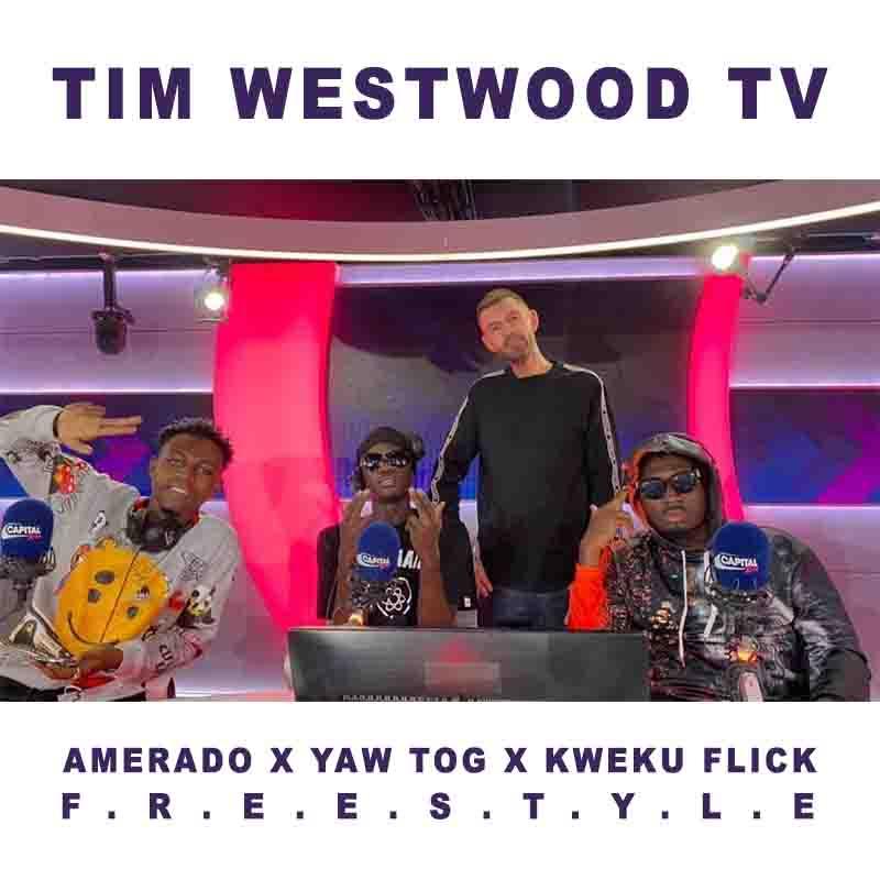 Amerado – Tim Westwood (Freestyle)