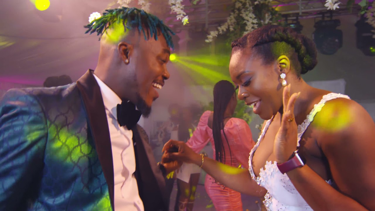 Camidoh - Dance With You ft. Kwesi Arthur (Official Video)