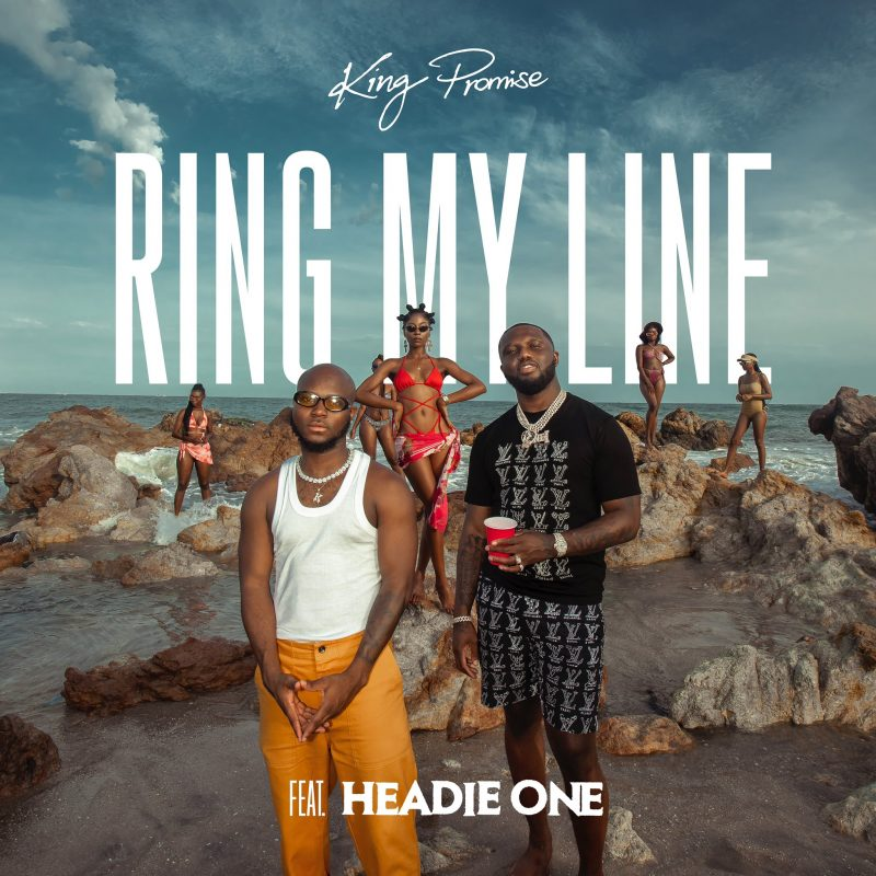 King Promise – Ring My Line Ft Headie