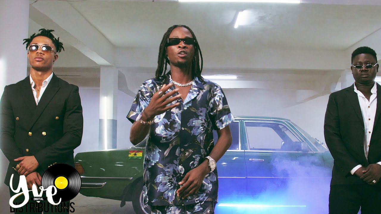 Kweku Darlington - Aketesia ft. Laycon & Medikal (Official Video)