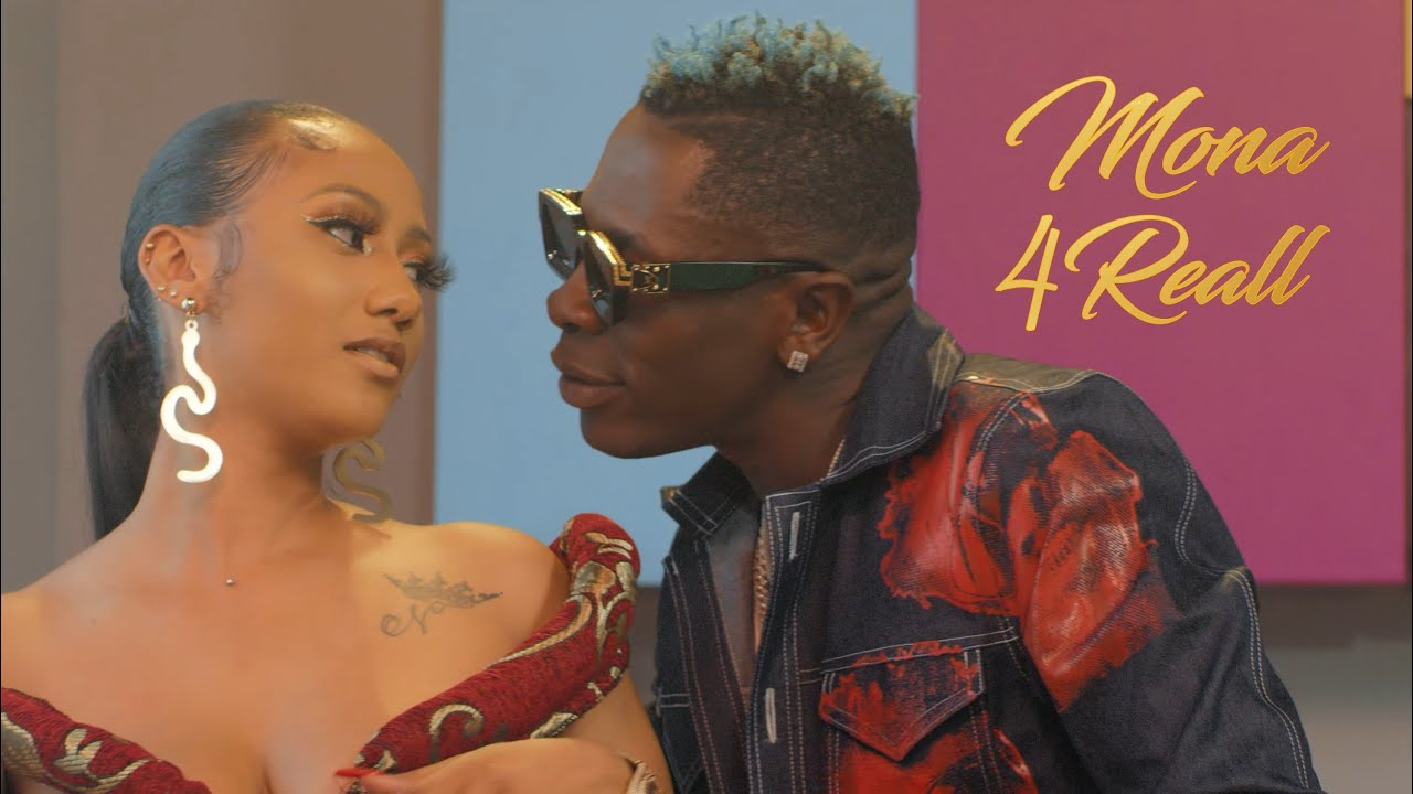 Mona 4Reall – Baby Ft Shatta Wale (Official Video)