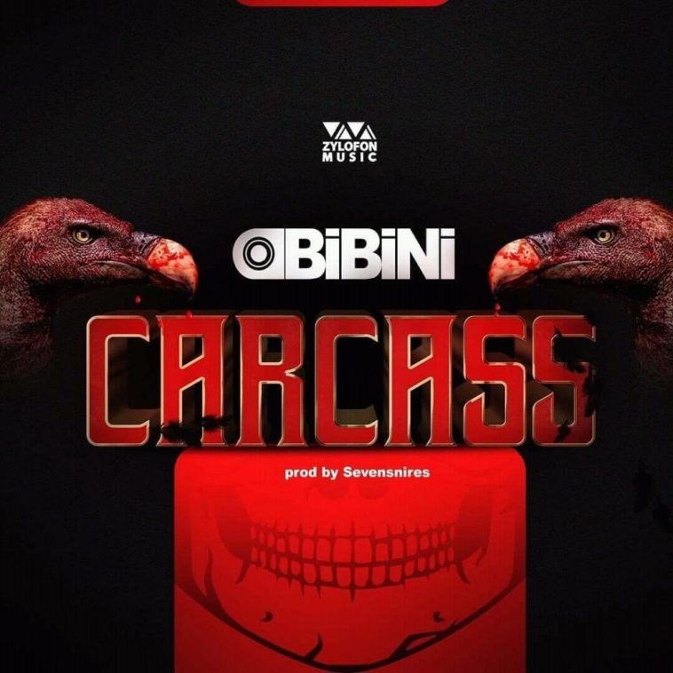 Obibini - Carcass (Amerado Diss 2) (Prod. by Sevensnires)