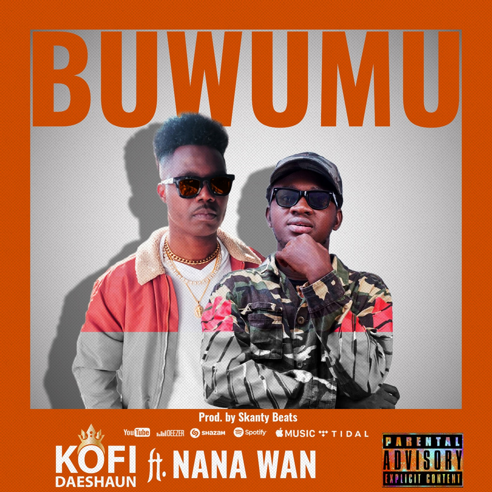 Kofi Daeshaun - BUWUMU ft Nana Wan