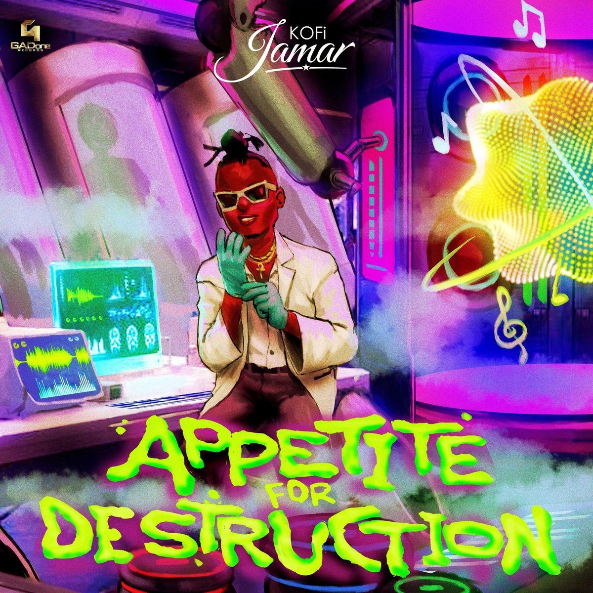 Kofi Jamar - Meye Gee Ft Fameye x Quamina MP & Tulenkey (Prod. by Trino)
