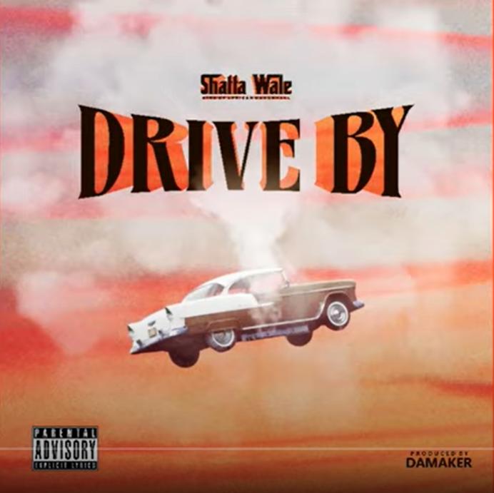 Shatta Wale - Drive By (Prod. by DaMaker)