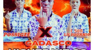 Gadasco Wan - Higher We Go (NDESCO) Ft. Possigee x 1 Son Lilyournic (Mixed by De Beatgod)