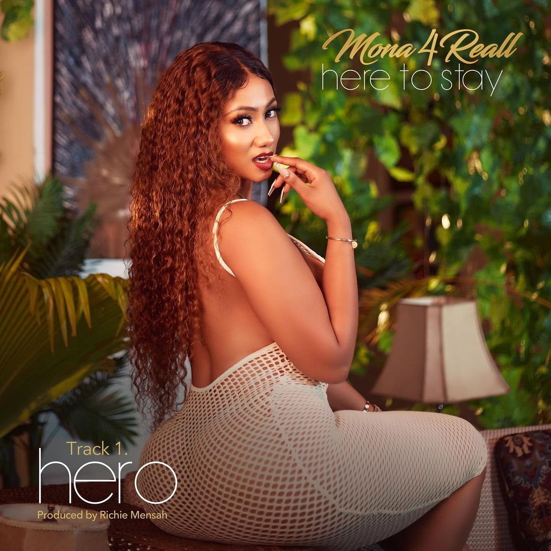 Mona 4Reall - Hero (Prod. By Richie Mensah)