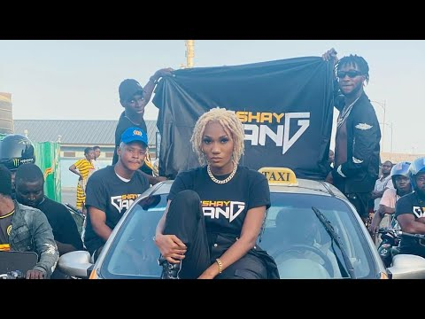 Wendy Shay – Heat ft. Shay Gang (Official Video)